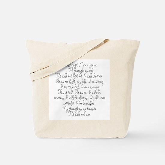 The Struggle Tote Bag