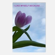 I Like Myself Because Postcards (Package of 8)