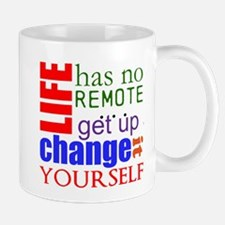No Remote Mugs