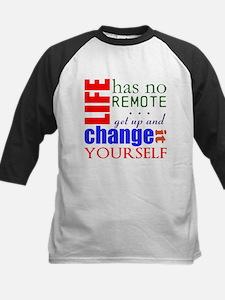 No Remote Baseball Jersey
