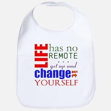 No Remote Bib