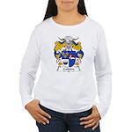 Cabedo Family Crest Women's Long Sleeve T-Shirt