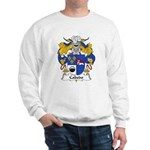 Cabedo Family Crest Sweatshirt