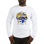 Cabedo Family Crest Long Sleeve T-Shirt