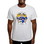 Cabedo Family Crest Light T-Shirt