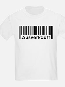 Unique Qrcode T-Shirt