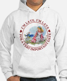 I'm Late , I'm Late, For a Very Hoodie