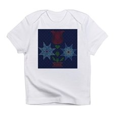 Harvest Moons Cross Stitch Tulips Infant T-Shirt