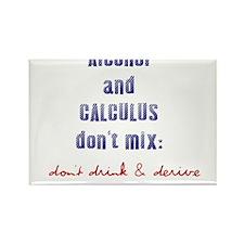 Don't Drink & Derive Rectangle Magnet (100 pack)