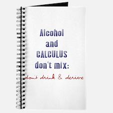Don't Drink & Derive Journal