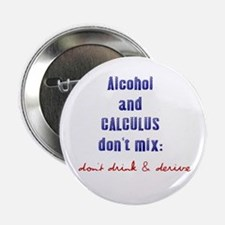 """Don't Drink & Derive 2.25"""" Button (10 pack)"""