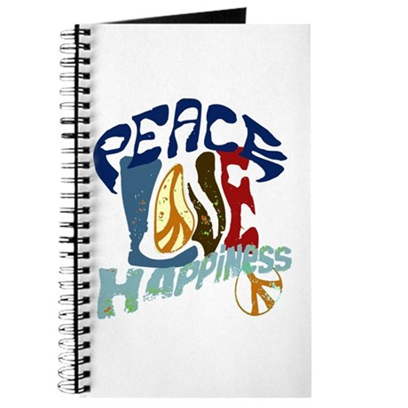 Peace Love and Happiness #P2 Journal