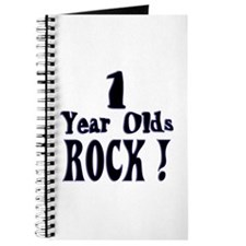 1 Year Olds Rock ! Journal