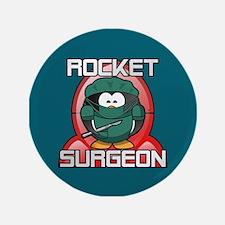ROCKET SURGEON Button