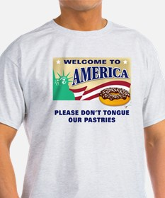 Don't Lick our Pastries T-Shirt