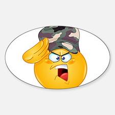 army emoji Decal
