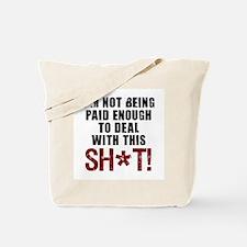 Crew Design #3 Tote Bag