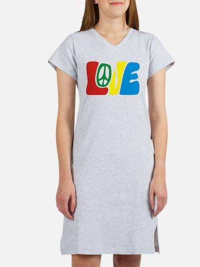 lovePeace Women's Nightshirt
