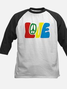 lovePeace Baseball Jersey