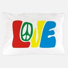 lovePeace Pillow Case