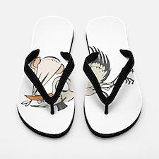 babyStork Flip Flops