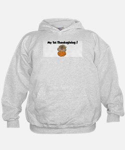 Cute First thanksgiving Hoodie