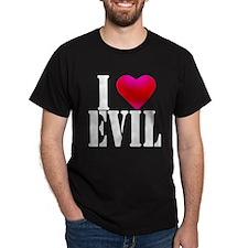 I love Evil T-Shirt
