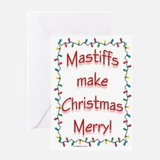 Christmas Merry Greeting Card