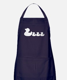 Duck & Ducklings Apron (dark)