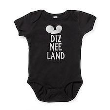 Diz Nee Land Baby Bodysuit
