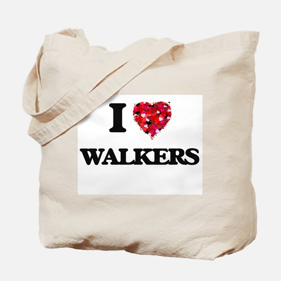 I love Walkers Tote Bag