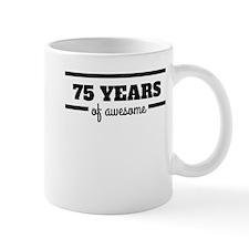 75 Years Of Awesome Mugs