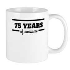 75 Years Of Awesome Mugs