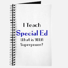 teach special ed Journal