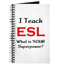 teach esl Journal