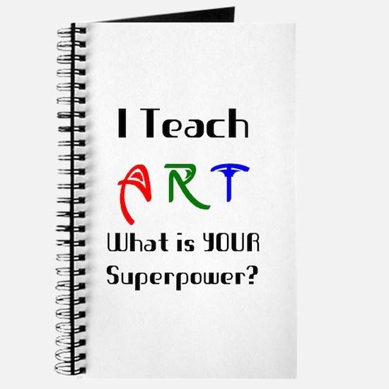 teach art Journal