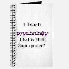 teach psychology Journal