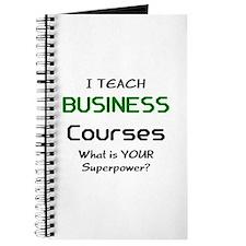 teach business Journal