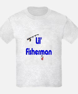T-Shirt - Lil' Fisherman