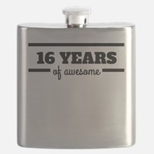 16 Years Of Awesome Flask