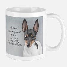 Toy Fox Terrier Mom Mugs