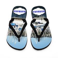 Love Boating Flip Flops