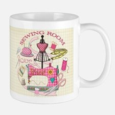 Sewing Mug Mugs
