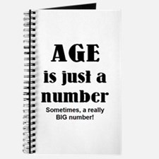 age is number Journal