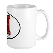 Big Red Football 100th Season Coffee Mug(Limited)