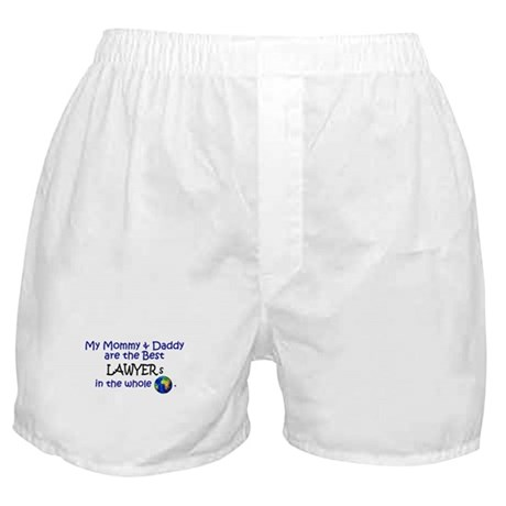 Best Lawyers In The World Boxer Shorts