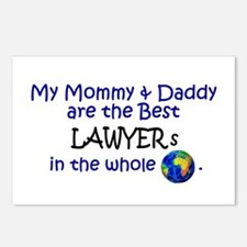 Best Lawyers In The World Postcards (Package of 8)