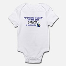 Best Lawyers In The World Infant Bodysuit
