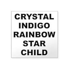 "C.i.r.s.c. Square Sticker 3"" X 3"""