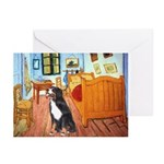 A Room with a Bernese Greeting Cards (Pk of 20)